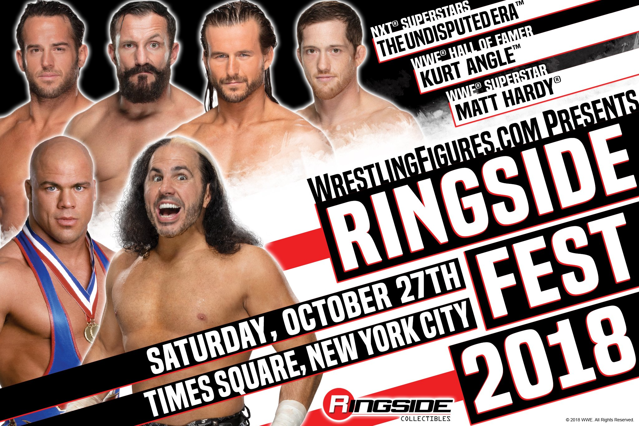 Ringside Fest Presented By Ringside Collectibles